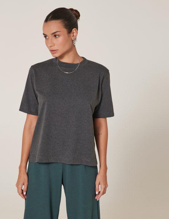 Γυναικείο oversized tshirt άνετη εφαρμογή